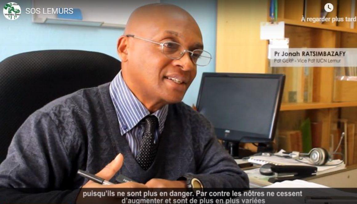 SOS LEMURS_Application de la loi pour la lutte contre le trafic illégal des lémuriens de Madagascar