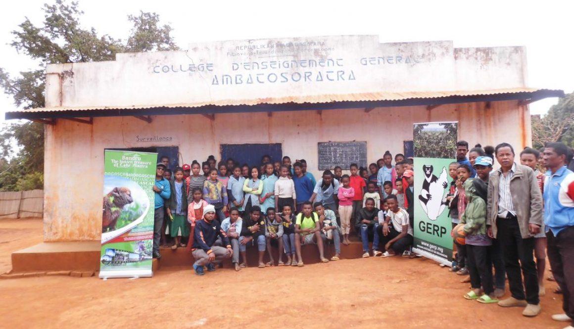 Education et sensibilisation Environnementale