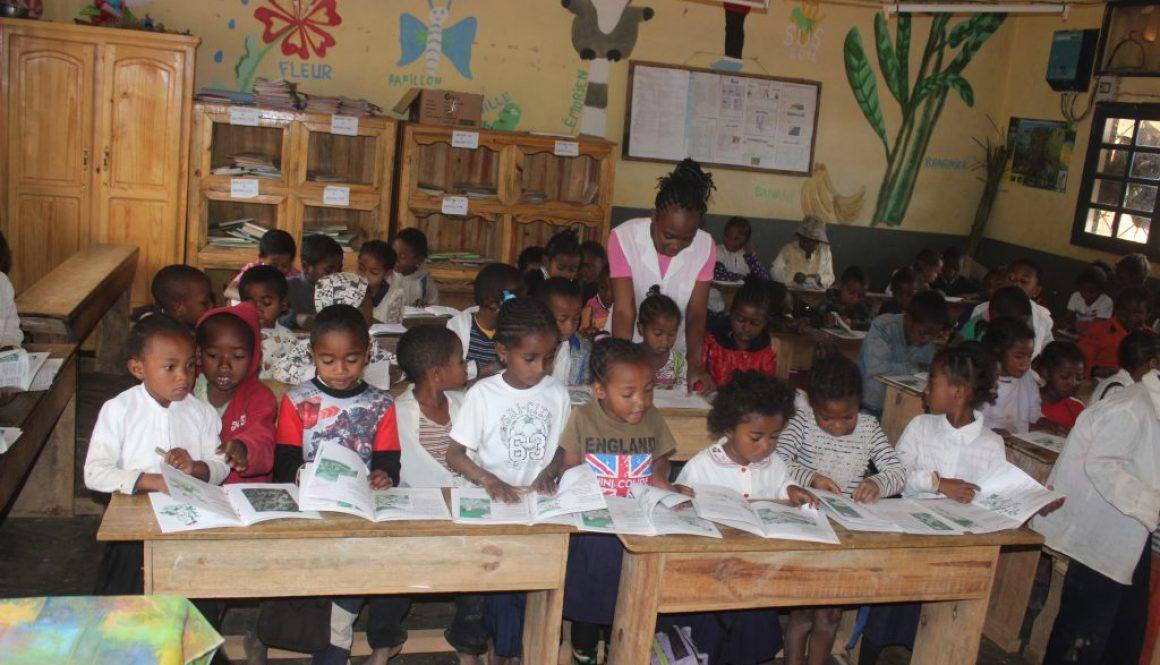 L'éducation, source de progrès et d'un développement durable!